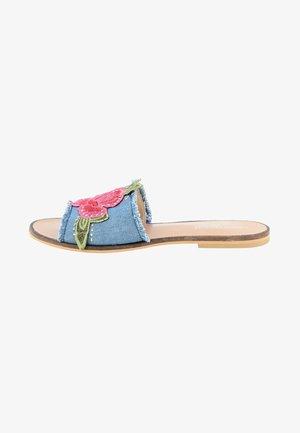 ZAHRE - Domácí obuv - blue