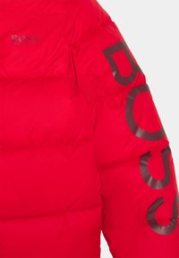 BOSS Kidswear - PUFFER JACKET - Winter jacket - red