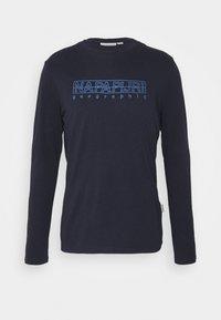 Napapijri - SEBEL - Langarmshirt - blu marine - 0