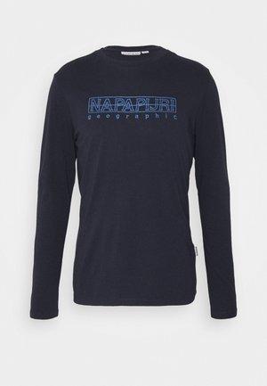 SEBEL - Camiseta de manga larga - blu marine