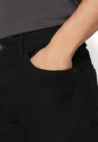 Redefined Rebel - NEW YORK - Jeans slim fit - black denim - 4