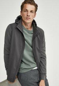 Massimo Dutti - Light jacket - grey - 5