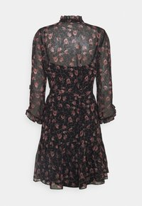 Bruuns Bazaar - ALCEA MARY DRESS - Shirt dress - black - 7