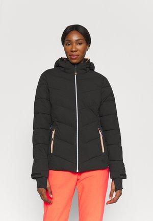 Lyžařská bunda - schwarz