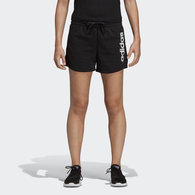 adidas Performance - Sportovní kraťasy - black