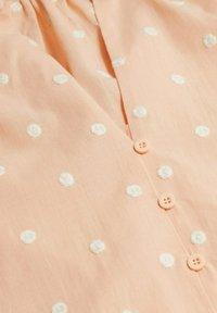 Mango - Button-down blouse - pêche - 5