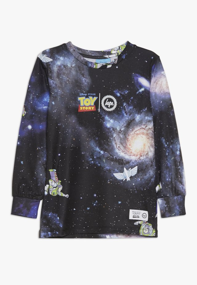 KIDS BUZZ SPACE LONG SLEEVE - Langarmshirt - multi