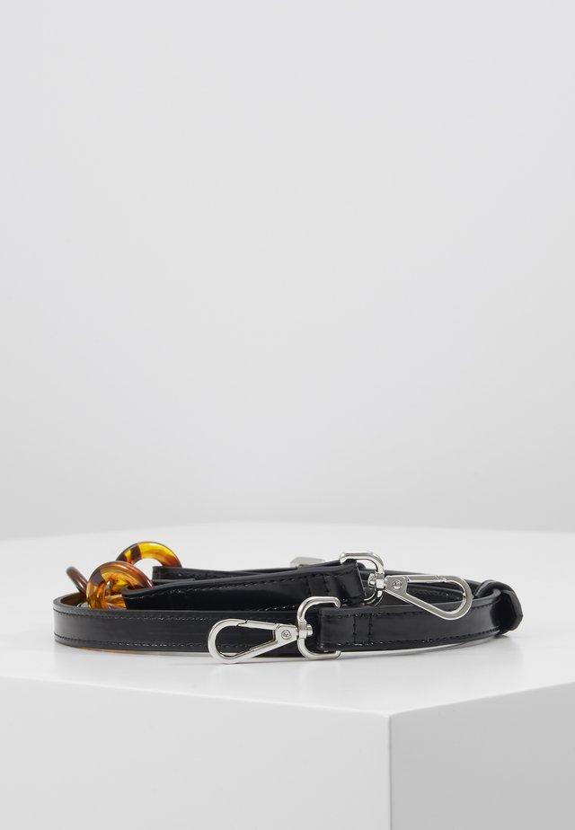 LONIA CHAIN STRAP - Handbag - black