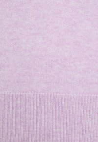 pure cashmere - MOCKNECK PUFF SLEEVE - Trui - lavender - 2