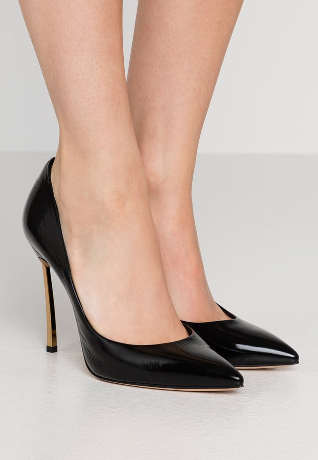 High Heel Pumps - nero