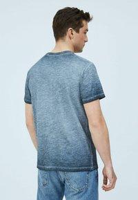Pepe Jeans - YORAM - Print T-shirt - thames - 2