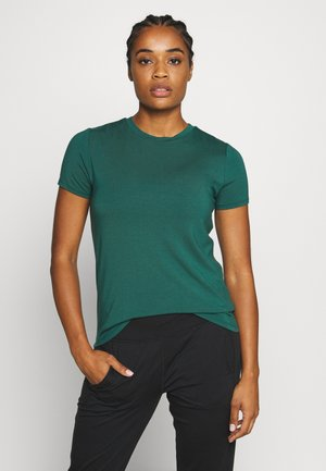EUPHORIA  - Basic T-shirt - june bug green