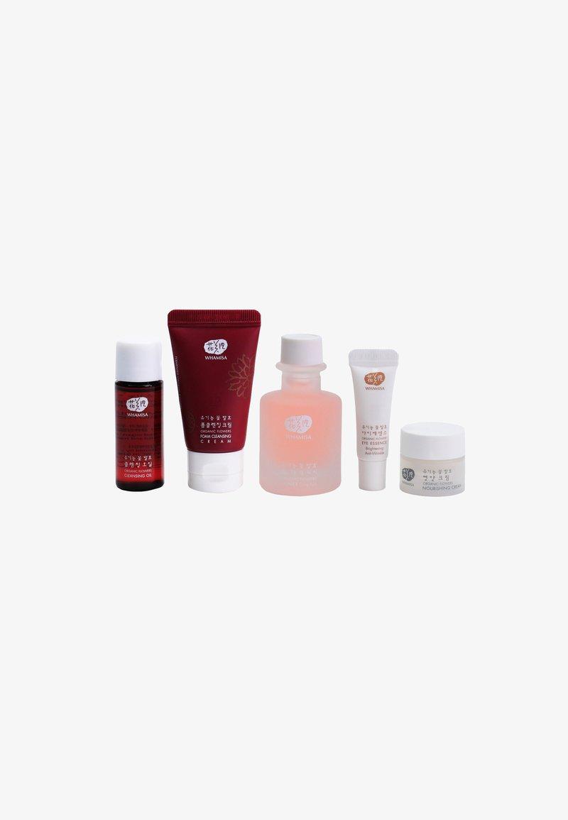 Whamisa - BASICS SET - Skincare set - -