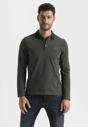 Polo shirt - mud