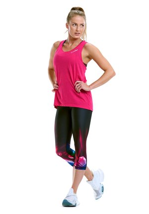MCT001 ULTRA LIGHT - Top - deep pink