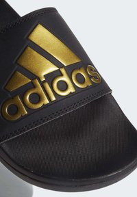 adidas Performance - ADILETTE COMFORT SLIDES - Chanclas de baño - black - 8
