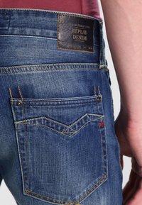 Replay - NEWBILL - Straight leg jeans - blau - 4
