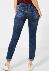 Cecil - MIT COOLEN TASCHEN - Slim fit jeans - blau - 2