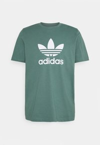 hazy emerald/white