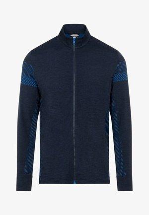 Fleece jacket - navy melange