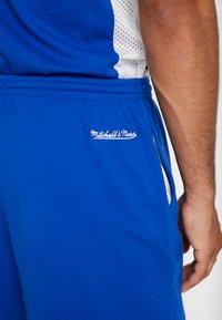 Mitchell & Ness - DUKE BLUE DEVILS SHORT - Sports shorts - royal - 3