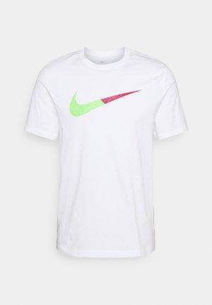 TEE BRANDRIFF - Print T-shirt - white