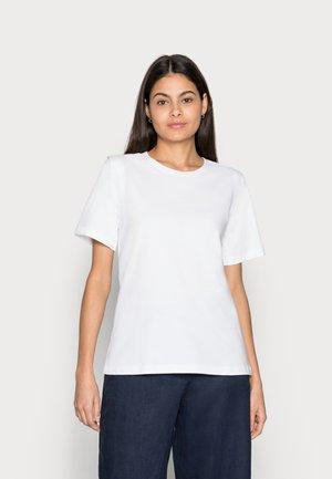 CRISPY - Basic T-shirt - white