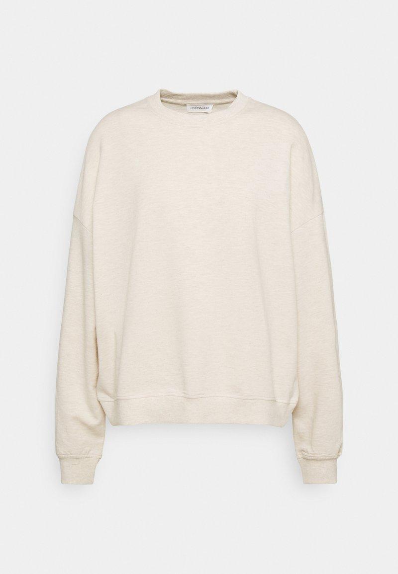 Even&Odd Petite - Sweatshirt - mottled beige