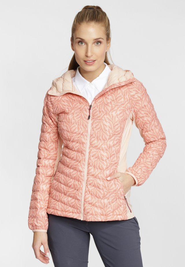 POWDER PASS - Giacca outdoor - pink