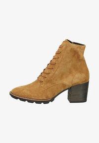 Paul Green - Ankle boots - cognac-braun 027 - 1