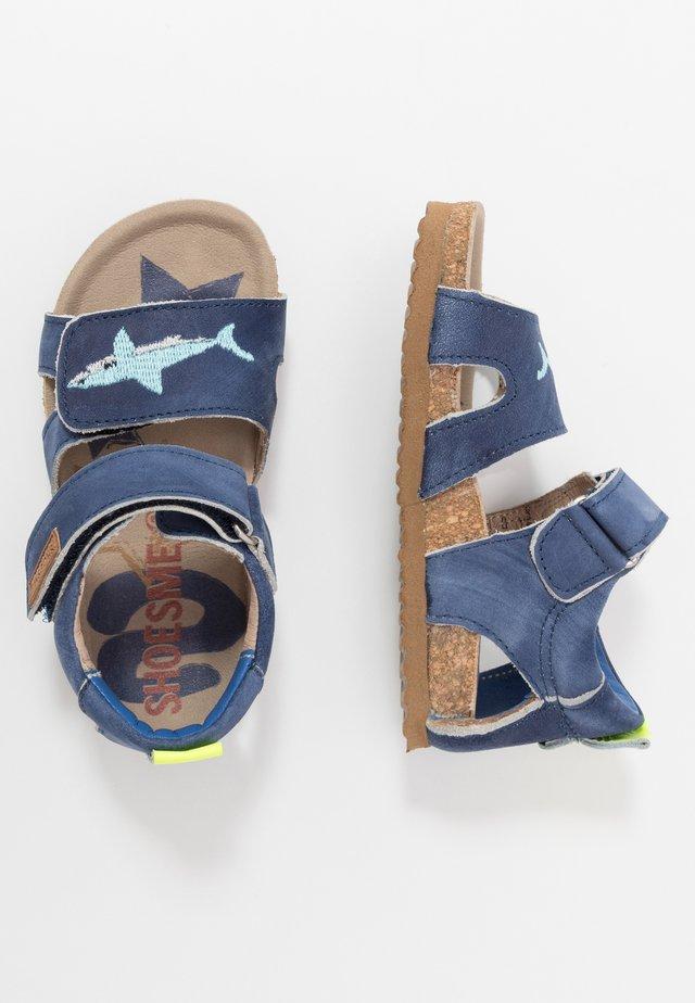 BIO  - Sandales - blue