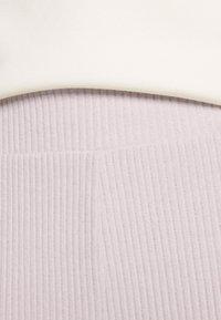 Soyaconcept - SC-TAMIE 2 - Trousers - cream melange - 4
