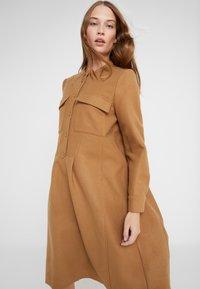 Lovechild - PAULA - Shirt dress - camel - 3