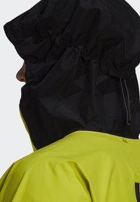 adidas Performance - TERREX GORE-TEX PACLITE RAIN - Hardshell jacket - black - 7