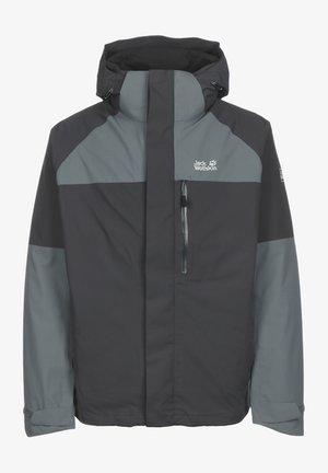 STETING PEAK - Winter jacket - ebony