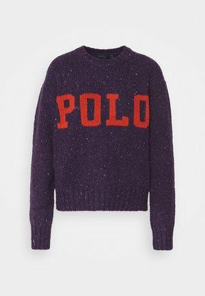 DONEGAL - Pullover - plum/multi