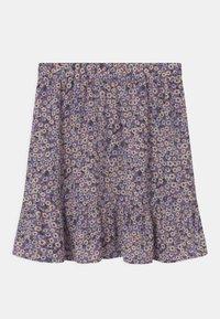Grunt - Áčková sukně - purple - 1