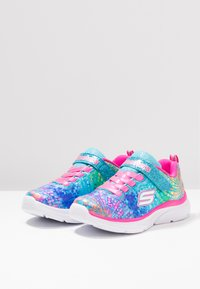 Skechers - WAVY LITES - Trainers - multicolor/hot pink - 3