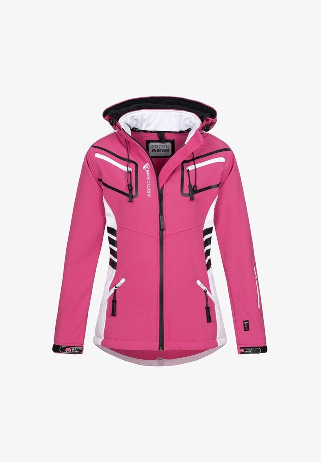 Outdoor jacket - rosa