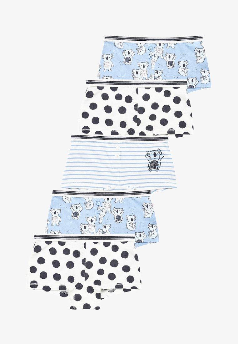 Next - 5 PACK - Pants - blue