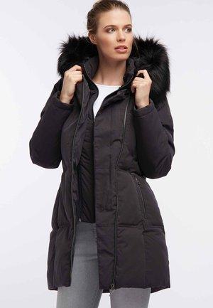 MANTEL - Winter coat - black