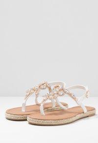 BEBO - LAILAH - T-bar sandals - white - 2