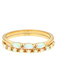 Elli - SET - Ring - gold - 3