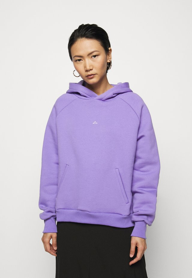 HANG ON HOODIE - Mikina s kapucí - purple