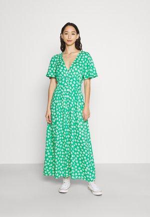 FLORAL DREAM - Maxi dress - clover