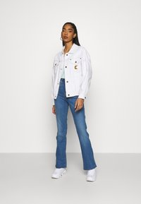 Karl Kani - Denim jacket - white - 1