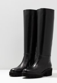 Homers - TINY - Boots - black - 4