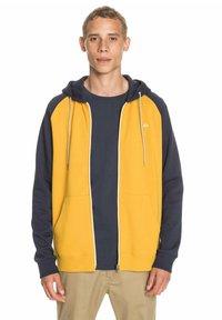 Quiksilver - EVERYDAY - Zip-up sweatshirt - honey - 2
