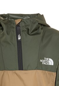The North Face - YOUTH YAFITA WIND 1/4 ZIP - Outdoorjas - thyme - 3
