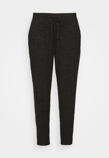 SOFT TOUCH JOGGER - Joggebukse - charcoal marl